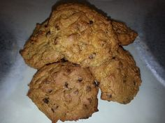 """Chocolate Chips Cake Mix Cookies! """"They taste like Cake, love them!""""  @allthecooks #recipe"""