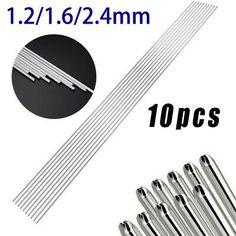 9 x 330mm rods NEXUS 316L Stainless Steel TIG Welding Filler Rods 1.6mm