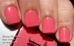 ELF Flirty Fuchsia Nail Polish
