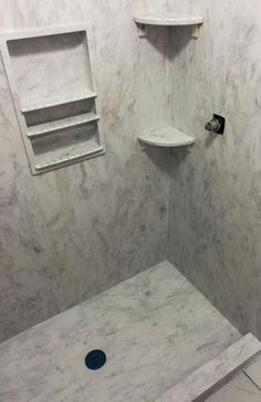 Corian Rain Cloud tub and shower surround I want a solid