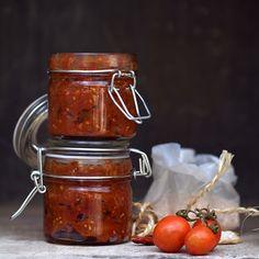 Spicy Vine Tomato Relish....