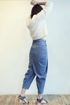 // 69 Denim Fat Pants | Beautiful Dreamers