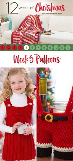 Have you been following along with our 12 Weeks of Christmas? We can't believe it's already week 5!