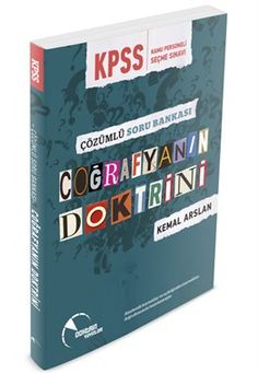 2017 KPSS Coğrafyanın Doktrini Çözümlü Soru Bankası Doktrin Yayınları