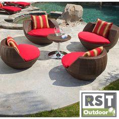 RST Cantina 5-piece Outdoor Seating Set