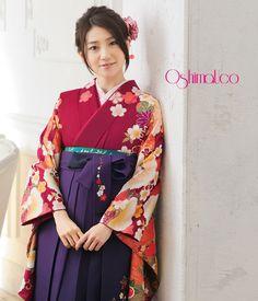 Yuko Oshima(大島優子)/ Hakama(袴) (720×840)
