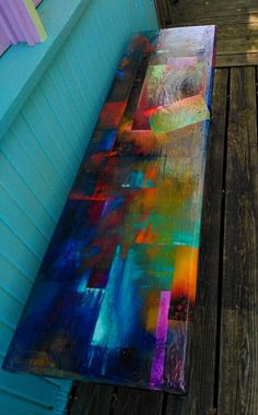 ready to ship extra long sturdy colorful reclaimed wood