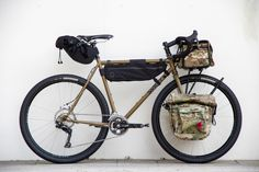 Touring Bicycles, Touring Bike, Trans America Trail, Surly Straggler, Surly Bike, Bike Bag, Frame Bag, Bicycle Parts, Bike Life