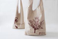 [바보사랑] 따뜻하고 부드러운 느낌의 린넨 숄더백이네요~! /가방/숄더백/린넨/소재/코디/스타일/패션/프린팅/Bag/Shoulder/Linen/Materials/Style/Fashion/Printing