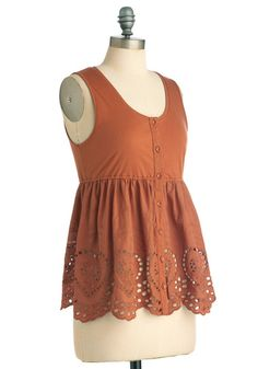 Fire in Your Style Top -modcloth