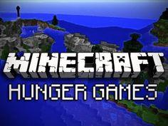 Hunger Games @ Minecraft