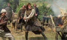 Outlander (Forastera): SAM HEUGHAN ADMITE QUE NO LLEVA ROPA INTERIOR BAJO...