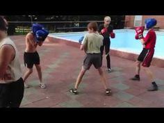 Бокс в Радуге