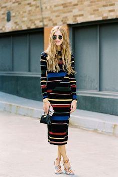 Confira os looks de moda rua da super estilosa Chiara Ferragni!