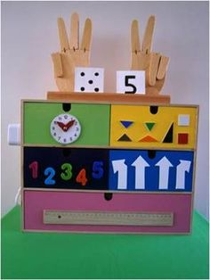this would be great for math centers organization Class Activities, Math Resources, Toddler Activities, Math Center Organization, Classroom Organization, Subitizing, Numeracy, Preschool Math, Teaching Math