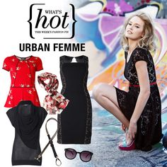 What's Hot - Urban Femme