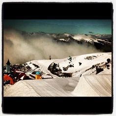 Photo by kevinhill_  i  can defiantly say this was one of the best days of my life :) #throwbackthursday #photooftheday #instamood #instadaily #bestoftheday #pictureoftheday #iphoneonly #fun #newzealand #cardrona #bigair #90 #feet #plus #snowboarding #jumps #love #happy #snow