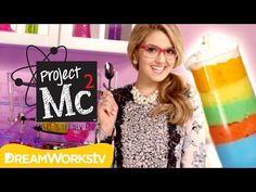 Adrienne Attoms' Yummy Science: Rainbow Foam | Project Mc² - YouTube