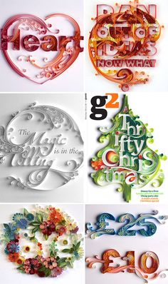 paper quilling patterns free | Paper Quilling–an Intro » Curbly | DIY Design Community