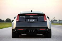 HENNESSEY Performance – CTS-VR1200 Twin Turbo Coupe [ 390 km/h ].   Hypercars