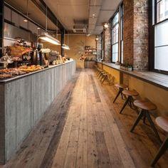 Ozone Coffee House, London   Skinflint Design:
