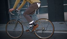 Graphite Bike to Work Pants - Betabrand. bought a pair of these from Betabrand in SF. even went and picked them up. lovely people. everythings made in SF.