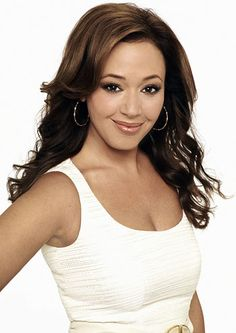 Leah Remini... great personality - i want to be her friend