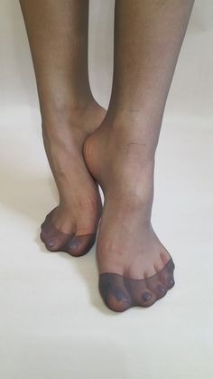 2c17f8e5abb7e Pre Owned Used Worn Hosiery Nylon Knee Highs Black Stockings #fashion  #clothing #shoes