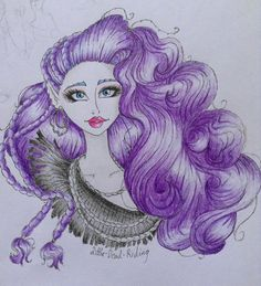 monster high freaky fusion hybrids sirena von boo doll pic art | You need to enable Javascript.
