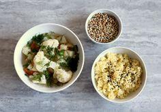Zupa warzywna to pomysł na lekką i zdrową kolację. Możecie ją podawać również z kaszą jaglaną. Koniecznie zobaczcie jak proste jest to danie.