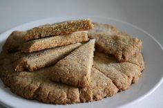 Brazil Nut Shortbread. Photo by lilsweetie