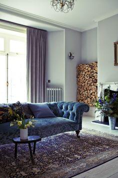 VM designblogg: Γοητευτική Κατοικία στο Λονδίνο