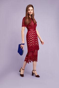 Slide View: 1: Sarita Lace Dress