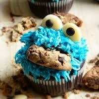 Image result for cookie monster christmas