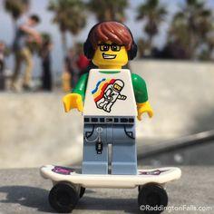 Skater #lego #legophotography #minifigure #skater #skatepark