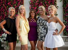 I'm not gonna lie - The Real Housewives of Orange County is my guilty pleasure...