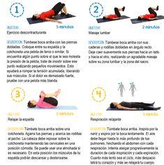 Fundación Siel Bleu propone estos cuatro ejercicios que cntribuyen a combatir el estrés emocional de cuidador de personas dependientes.