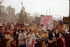 """Nuns vs Vatican: """"They're reacting to a Vatican report that says nuns don't spend enough time defending the church's stand against contraception and same-sex marriage."""" That's right, they're told to take time away from other activities and focus on these two highly political fights. Were they told to spend more time helping the poor and sick? Nope. How about more time taking a stand against factors that contribute to youth homelessness? Nope. What a waste."""