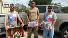 27-year US Army Veteran, Scott Morrison (right), Promoted to Director of Global Community Operations at OSD (Operation Supply Drop)…