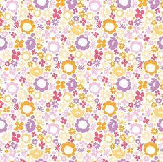 Floral Pattern designed March 2013 #floral #flowers #nonna #nonnaillustration #design #illustration #illustrator #pattern #licensing #agent #www.nonnaiandd.com #www.shawnanonna.etsy.com