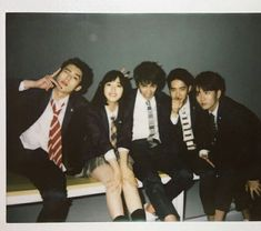 "The Next Generation of ""Meteor Garden"" Has Wrapped Up Filming Meteor Garden Cast, Meteor Garden 2018, Asian Actors, Korean Actors, Beautiful Boys, F4 Boys Over Flowers, Shan Cai, K Drama, Chines Drama"