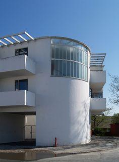 Arne Jacobsen, bellavista housing, Copenhagen 1931-1934.