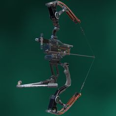 Predator Bow From Crysis 3 with some variations