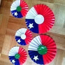 Resultado de imagen para hacer adornos fiestas patrias chile Fourth Of July Decor, 4th Of July, Diy For Kids, Activities For Kids, Patriots, Merry, Holiday Decor, Crafts, Fun Things