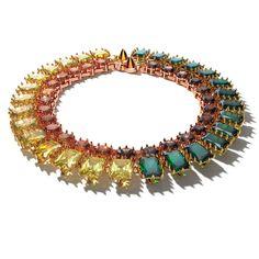 Shop Eddie Borgo's vibrant new gems, plus enter to WIN 3 pieces!