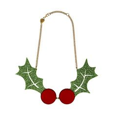 Tatty Devine Holly Statement Necklace of 55-60cm