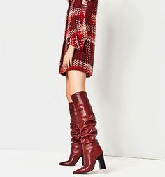 Zara Scarpe autunno inverno 2016 2017: qual è il tuo modello? Zara scarpe autunno inverno 2016 2017 stivake