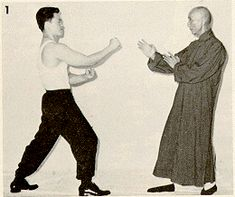 Wing Chun is a concept-based Chinese martial art and form of self-defense utilizing both striking and grappling while specializing in real world, close-range combat. Wing Chun Martial Arts, Best Martial Arts, Kung Fu Martial Arts, Martial Arts Styles, Chinese Martial Arts, Martial Arts Workout, Martial Arts Training, Wing Chun Ip Man, Wing Chun Dummy