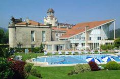 Balneario de Mondariz en Pontevedra