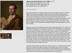 Anton Raphael Mengs: Johann Joachim Winckelmann (1717–1768) (48.141) | Heilbrunn Timeline of Art History | The Metropolitan Museum of Art